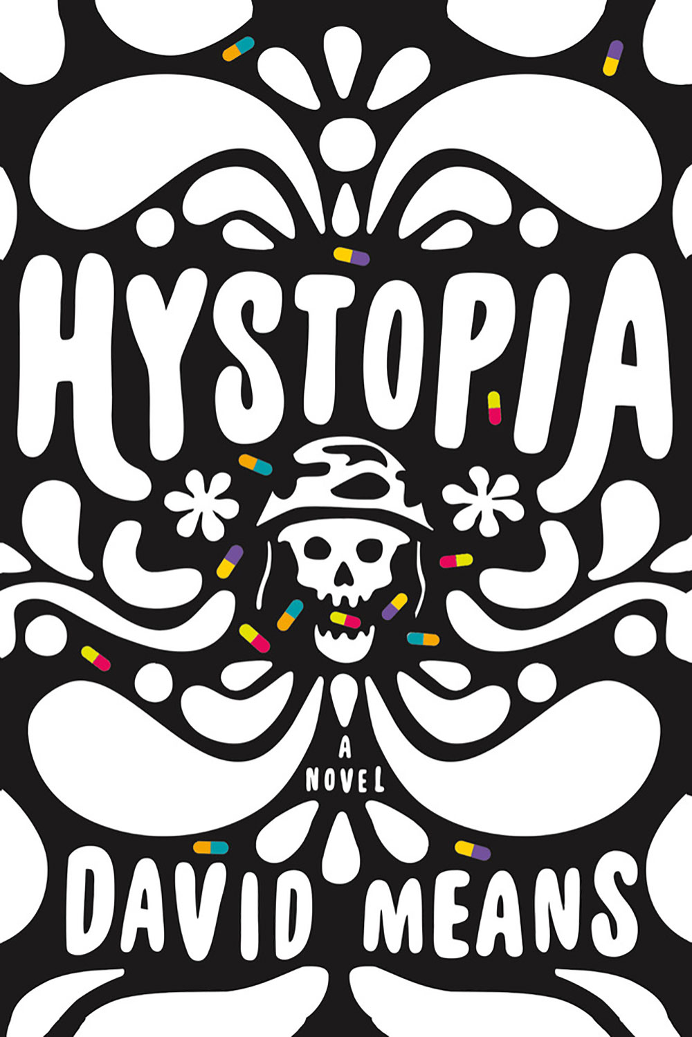 Hystopia David Means cover