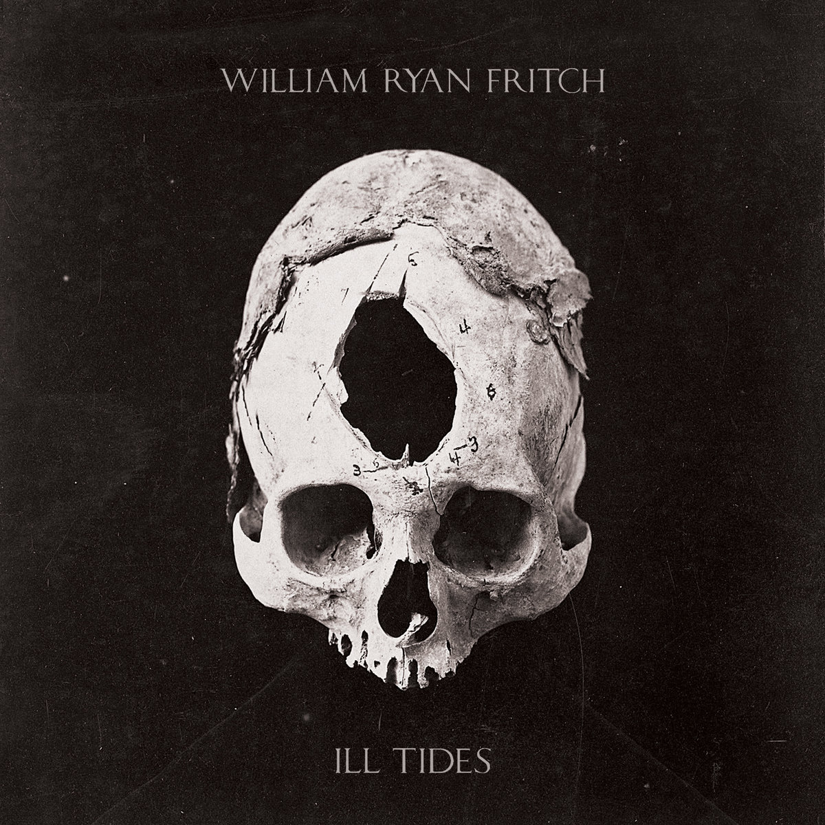 William Ryan Fritch ill tides album art
