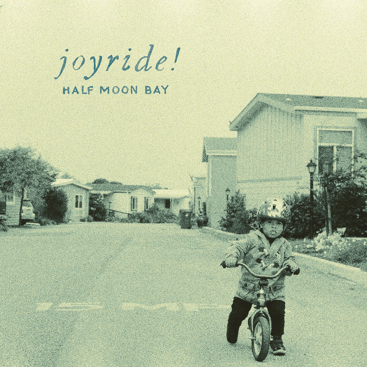 joyride! half moon bay cover art