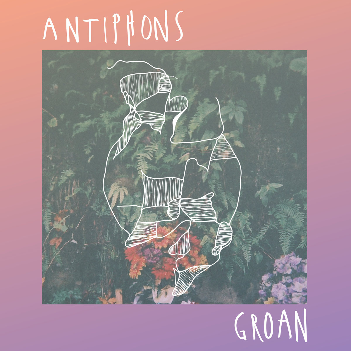 antiphons groan album art