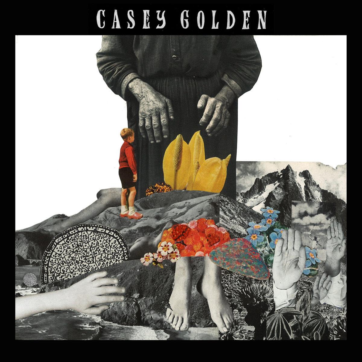 Casey Golden album artwork