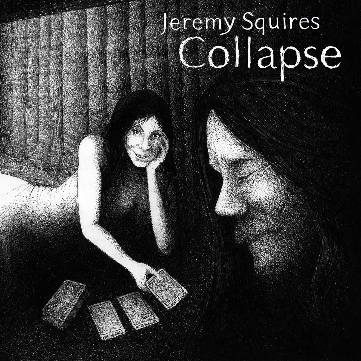 jeremy squires collapse album art