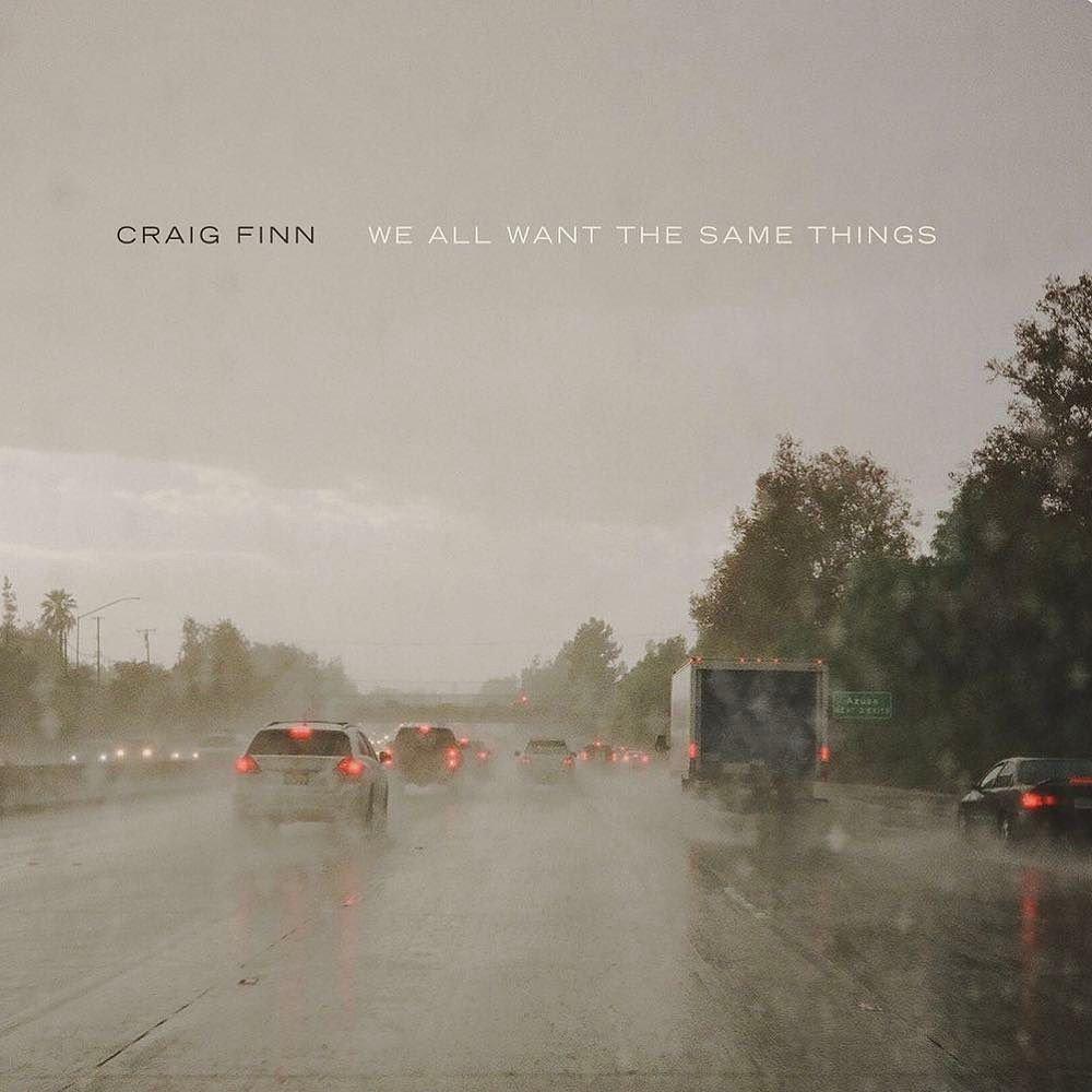Craig Finn We all want the same things album art