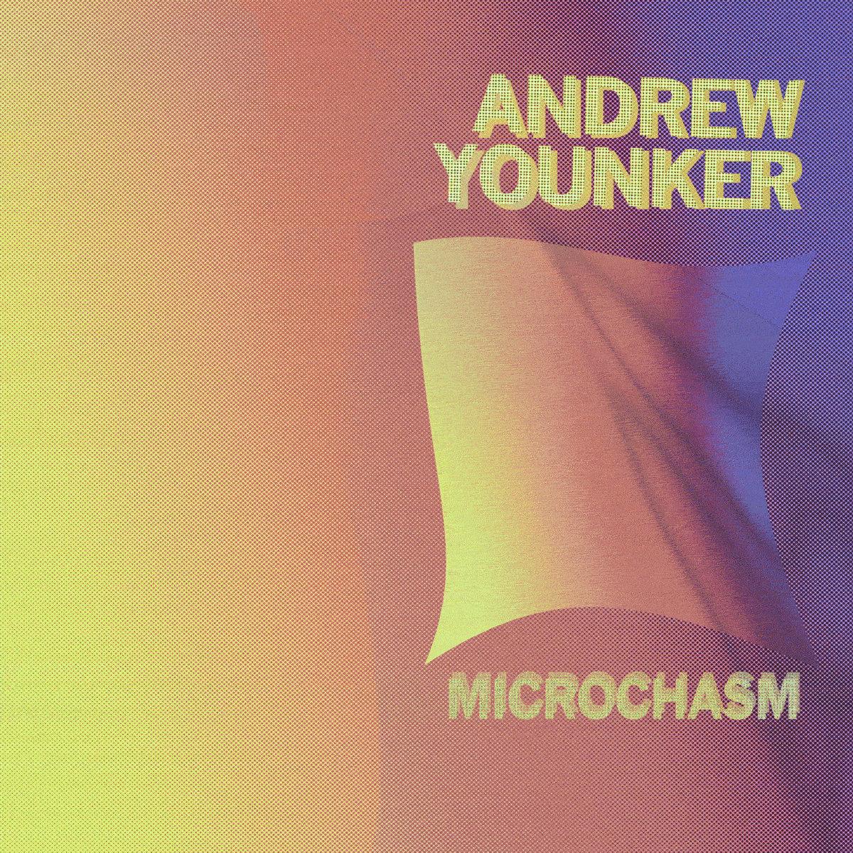 andrew younker microchasm album art