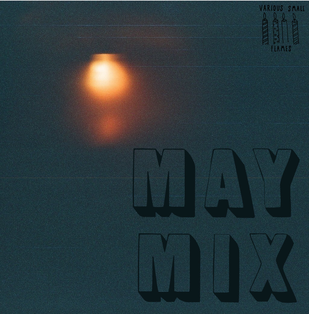 may mix art
