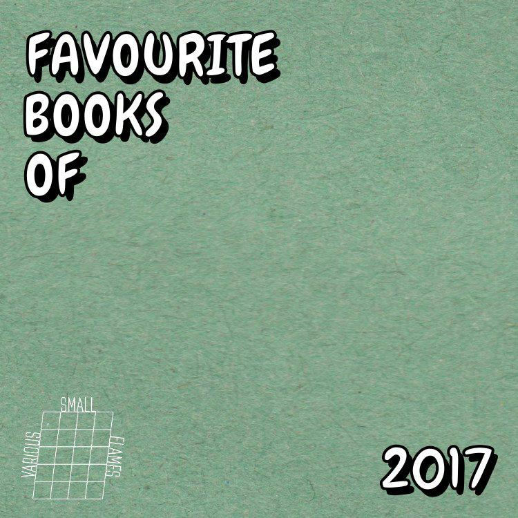 various small flames favourite books of 2017 cover image