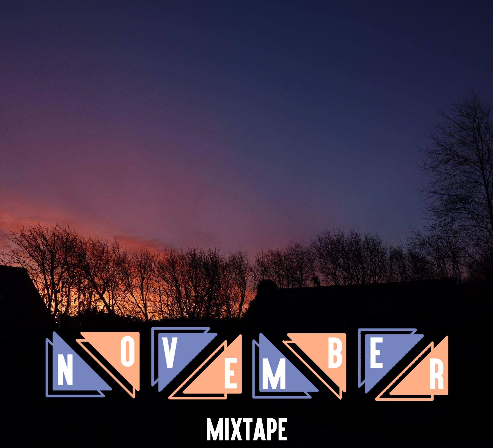 various small flames november mix artwork