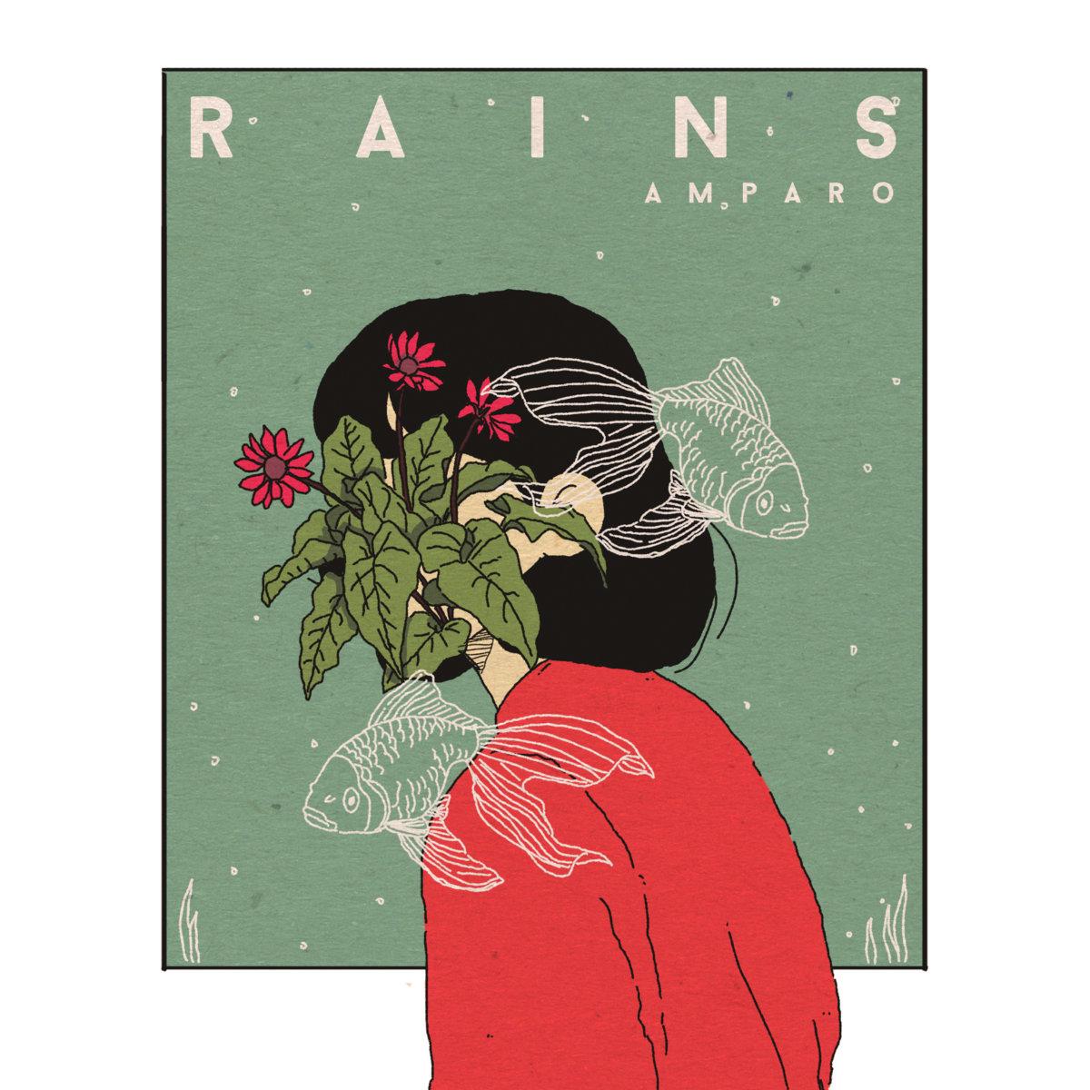 amparo rains album art