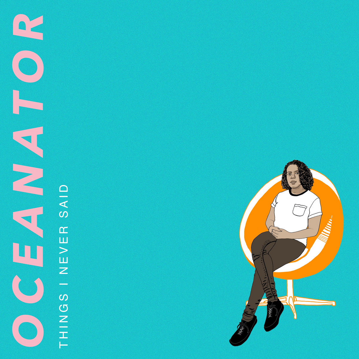 the artwork for Things I Never Said by Oceanator